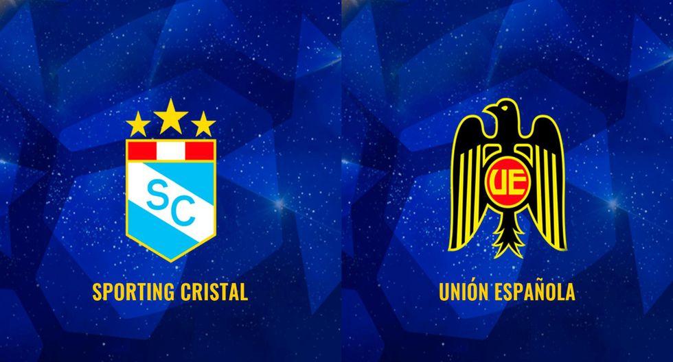 Sporting Cristal vs. Unión Española por la segunda fase de la Copa Sudamericana.