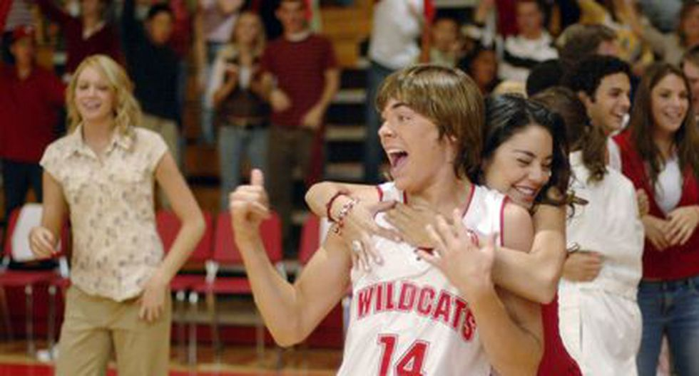 """High School Musical"" - 15 de de enero de 2019 (Foto: Netflix)"