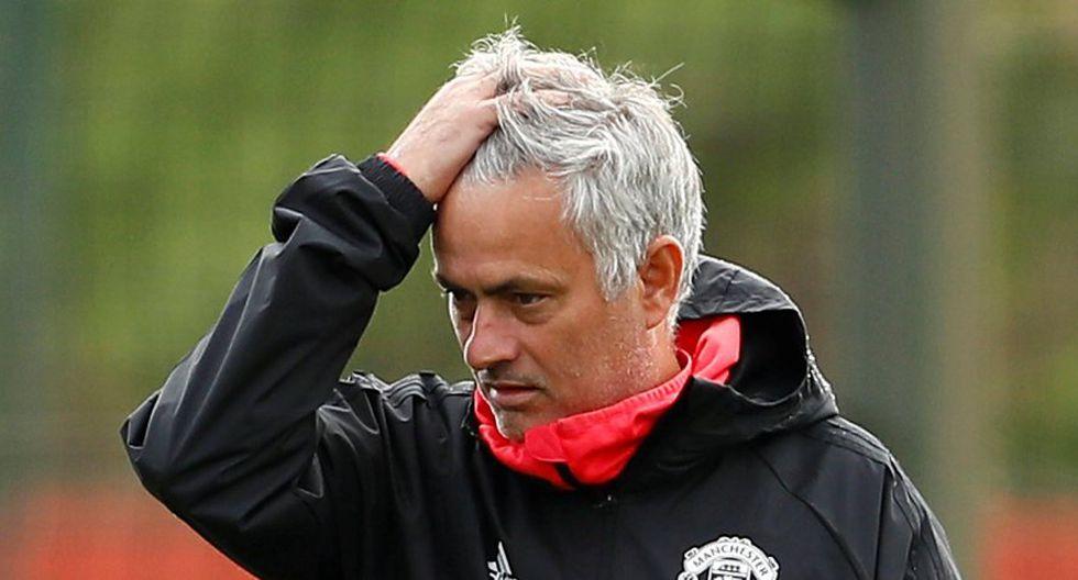 José Mourinho inició su tercera temporada con Manchester United. (Foto: Reuters)