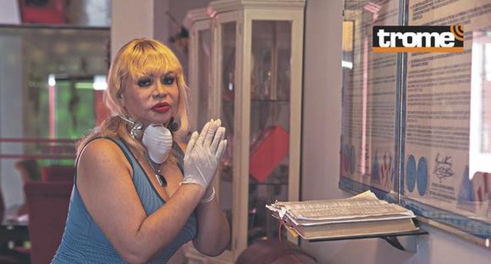 """Susy Díaz tras ampay en fiesta de Deysi: """"Estoy yendo por el mal camino, que abran las iglesias"""""""