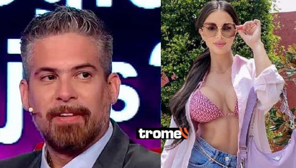 Sheyla Rojas revela que no se casó con Pedro Moral porque no estuvo enamorada de él.