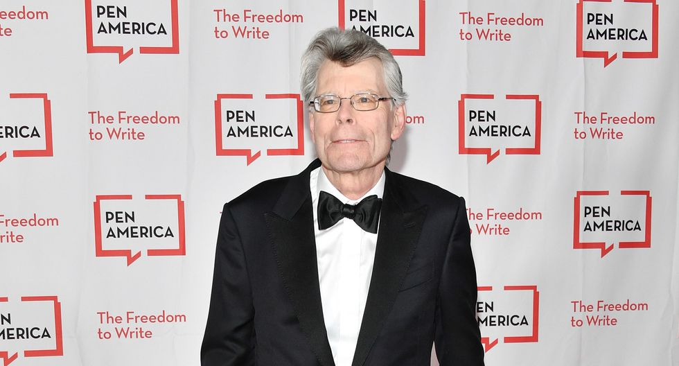 Stephen King. (Foto: AFP)