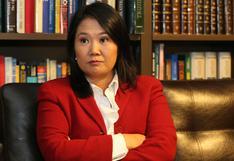 """Keiko Fujimori aseguró estar en contra de la unión civil entre parejas del mismo sexo: """"Me preocupan los niños"""""""