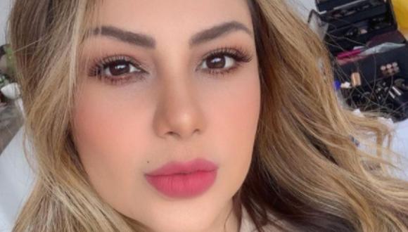"""La actriz es reconocida por aparecer en telenovelas como """"Flor salvaje"""", """"Más sabe el diablo"""" y """"Corazón valiente"""" (Foto: Angeline Moncayo / Instagram)"""