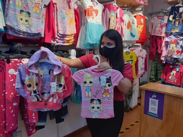 Robaron un cargamento de ropa para niños por un valor que supera los 200 mil soles en ambos atracos en Los Olivos y San Juan de Lurigancho.