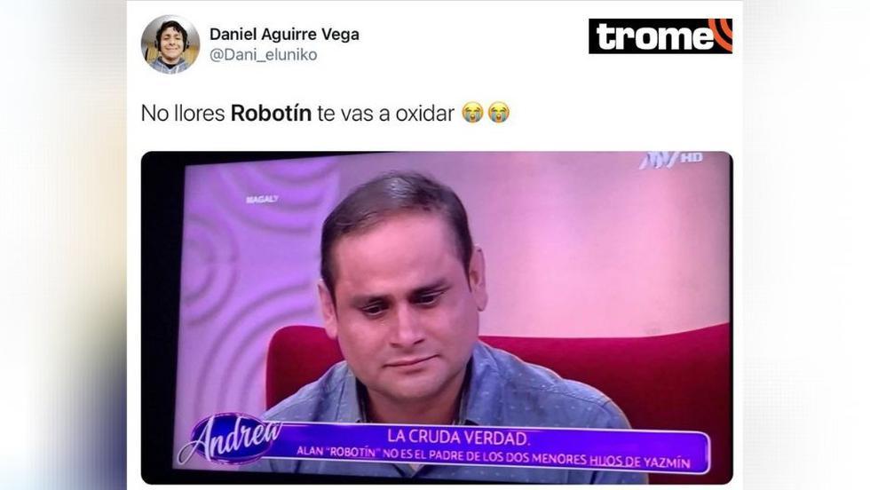 Memes de Robotín y su drama familiar