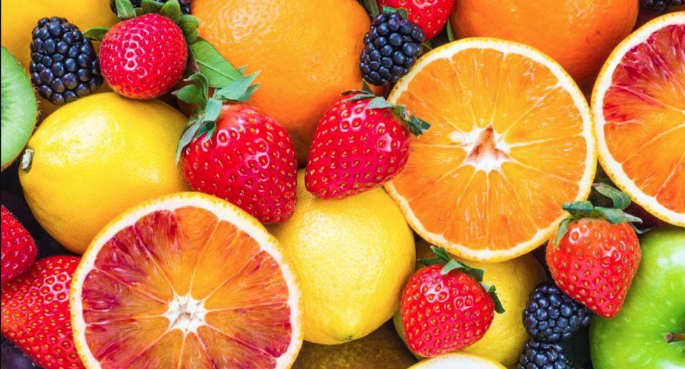 Frutas para bajar de peso y quemar grasa