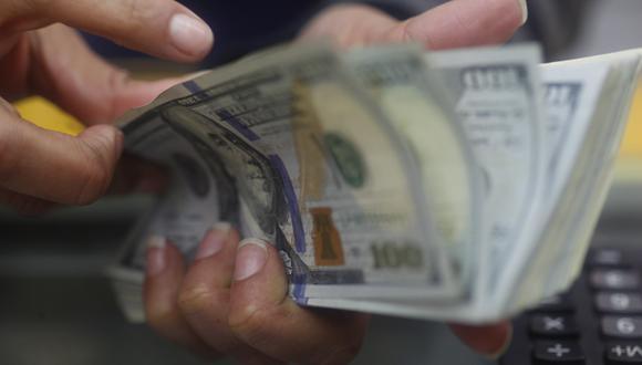 Precio del dólar en México opera a la baja. (Foto: GEC)