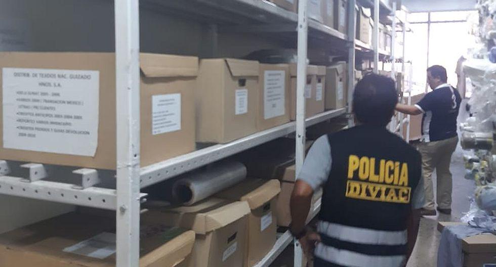 Las investigaciones continúan. (Foto: Policía Nacional)