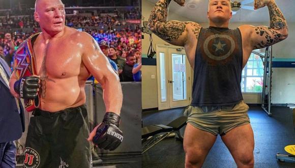 Parker Boudreaux 'El Nuevo Brock Lesnar' ha sido firmado por WWE. (Redes sociales)