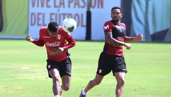 Marcos López y Alexander Callens no se unirán por ahora a sus clubes en la MLS (Foto FPF)