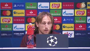 """Luka Modric: """"Claro que quiero seguir en el Madrid"""""""