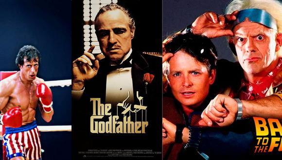 Top 5 clásicos que puedes ver en Netflix Composición: Trome