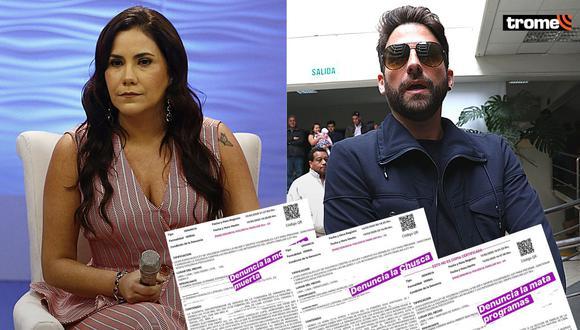 """Andrea Llosa: """"Han aceptado denuncias contra Rodrigo González con una velocidad impresionante"""""""