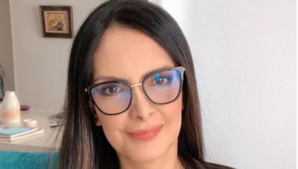 Actriz colombiana Marcela Posada (Foto: Instagram @marcelaposada10)