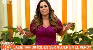 """Ethel Pozo indignada por violación grupal en Surco: """"Ni la ropa, ni nuestra conducta, ni la frase tan nefasta 'nos gusta la vida social' justifican que nos falten el respeto"""""""