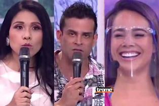 "Tula echa a Christian Domínguez con Jossmery Toledo: ""He grabado un audio"""