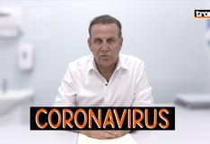 Coronavirus: El Dr. Trome, Alberto Tejada, resuelve todas tus dudas sobre la pandemia COVID-19 | VIDEO