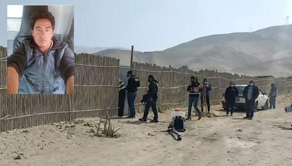 Arequipa: Matan de 16 puñaladas a ganadero Genaro Llerena Ramírez (26), en Camaná.