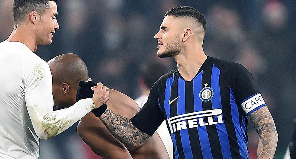 Mauro Icardi volvió a Inter de Milán, pero no fue convocado para esta fecha. (Foto: EFE)