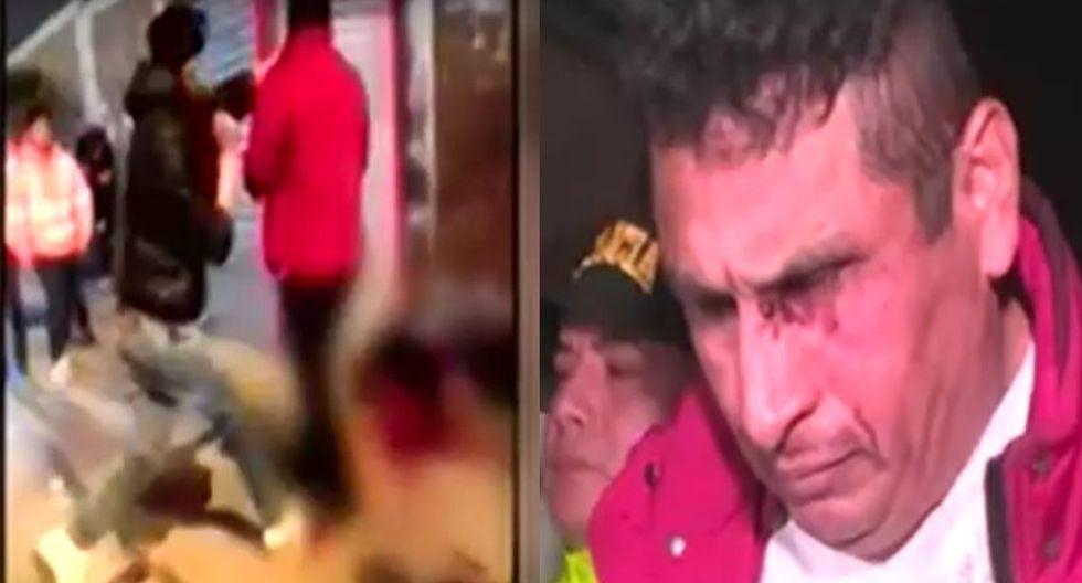 Callao: Hombre que degolló a su pareja intentó huir pero fue noqueado por transeunte
