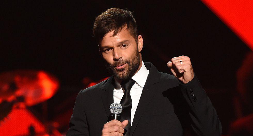 Ricky Martin la pasa mal: su padre sufrió un derrame cerebral y su estado es crítico.