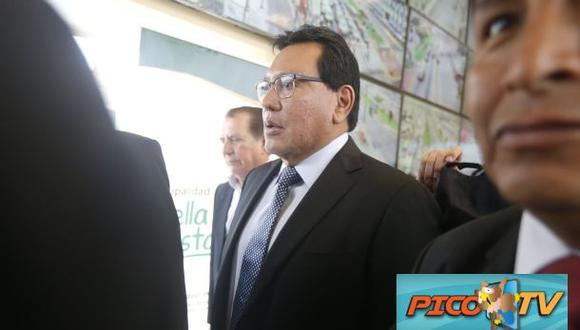 Félix Moreno en la mira por actos de corrupción.