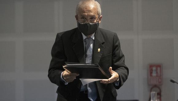 Junta Nacional de Justicia ratificó destitución de Pedro Chávarry del Ministerio Público. (Foto: GEC)