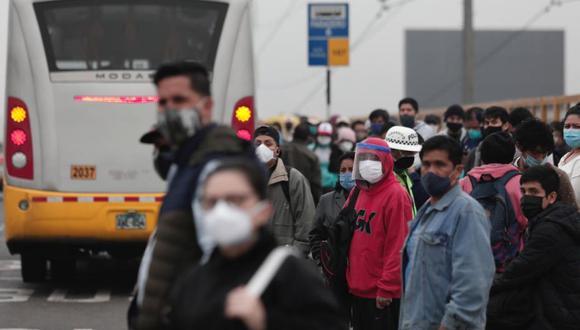 Transportistas recibirán subsidio para afrontar la crisis del coronavirus   Foto: Ángela Ponce   GEC