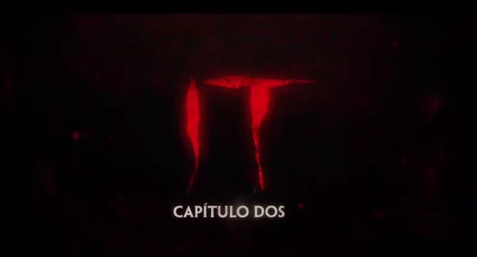 """La segunda parte de la cinta """"It"""" se estrenada en el Perú este 5 de septiembre. (Captura de pantalla)"""