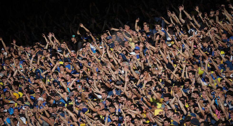 Boca Juniors vs River Plate. Las imágenes que la TV no te mostró