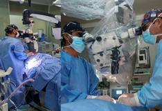 Sexagenaria recibe con éxito compleja cirugía de reconstrucción de lengua en el hospital de la PNP