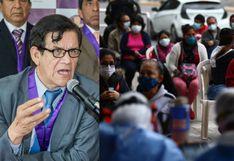 """Ciro Maguiña sobre ola de contagios: """"Debe salir en dos o tres semanas del Perú"""""""