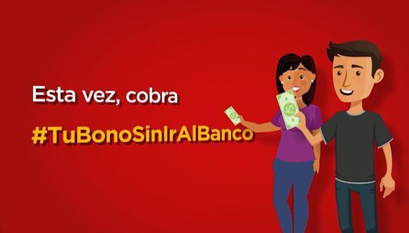 Segundo Bono Universal, cobra sin ir al banco