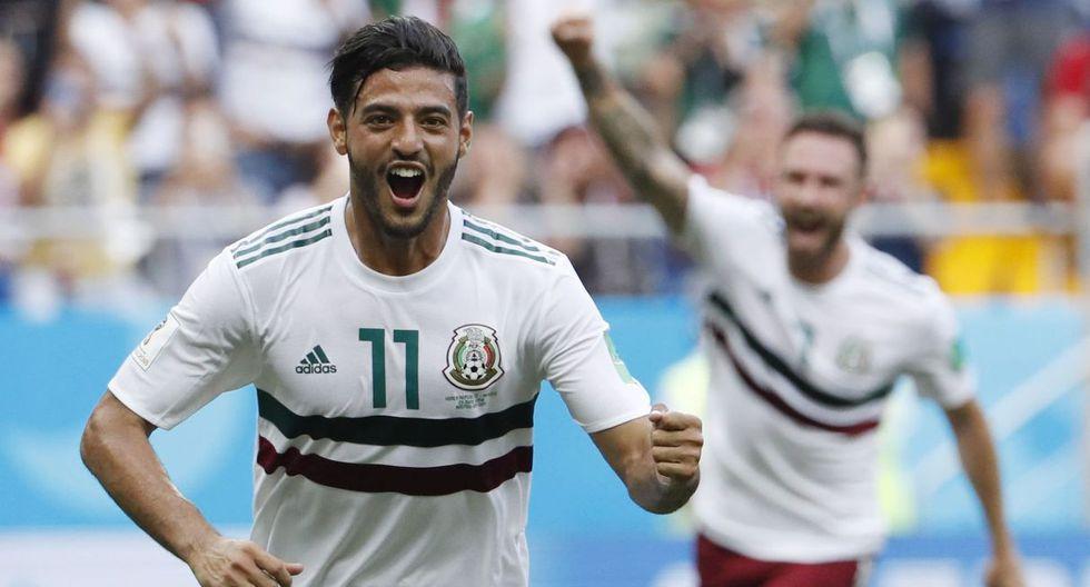 México vs Suecia EN VIVO EN DIRECTO TV ONLINE por el Grupo F del Mundial de Rusia 2018