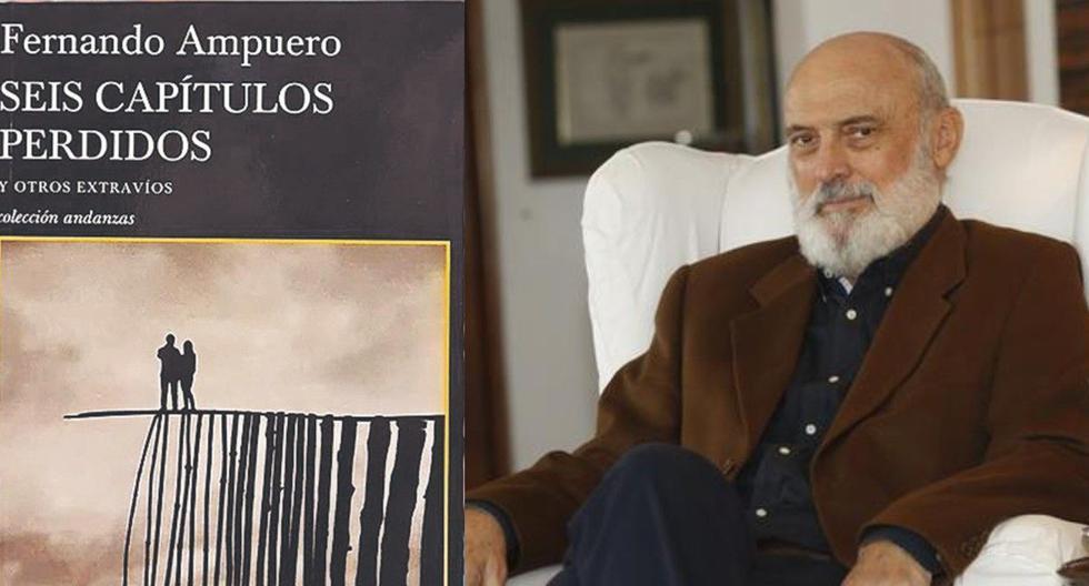 Una 'Joyita' de Fernando Ampuero: 'Seis capítulos perdidos y otros extravíos'