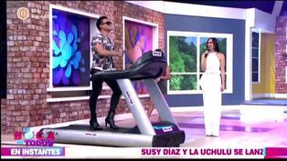 Christian Domínguez acepta reto y modela con tacos