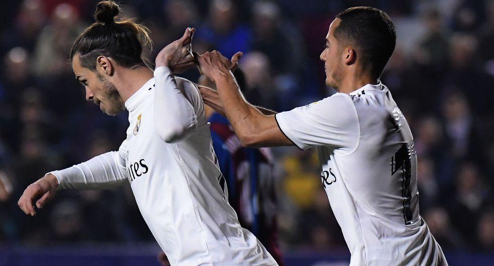 Gareth Bale sorprendió con desplante luego de anotar gol del triunfo
