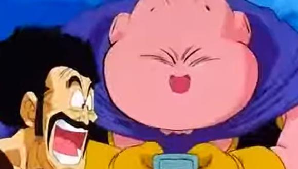 La historia de amistad de Mr. Satán y Majin Buu (Foto: Toei Animation)