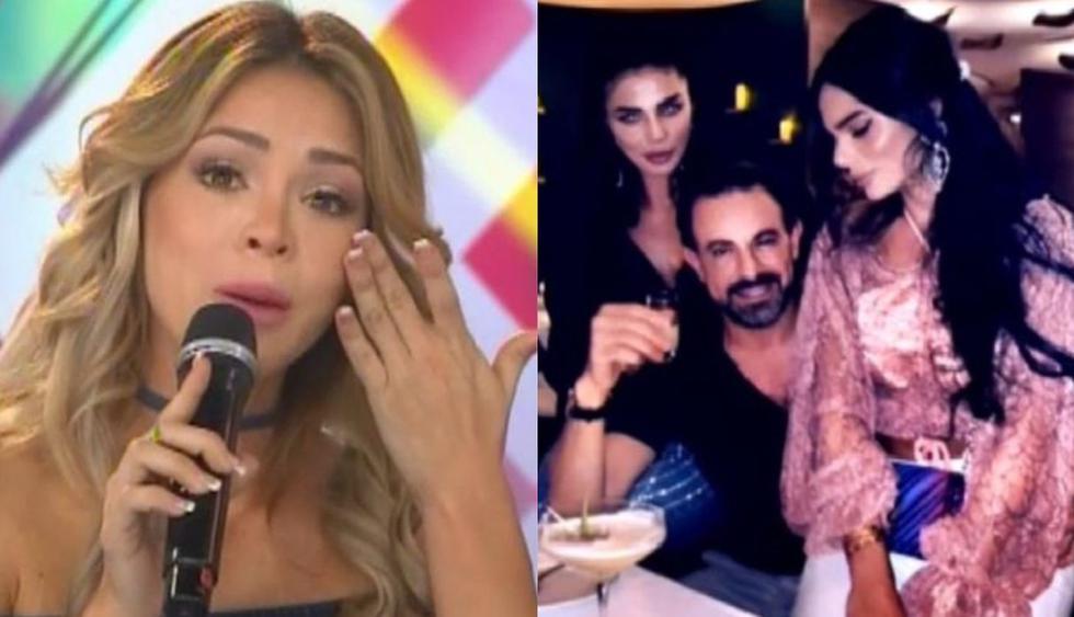 """Magaly Medina:""""Fidelio Cavalli encontró a la próxima Sheyla Rojas de pelo negro, ojos negros y natural"""""""
