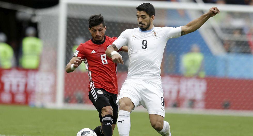 Uruguay vs Egipto Por la primera fecha del Grupo A del Mundial Rusia 2018