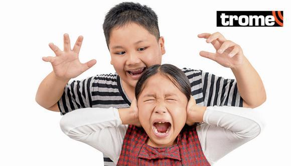 Aprende a enseñarle a tus hijos a no burlarse de los demás