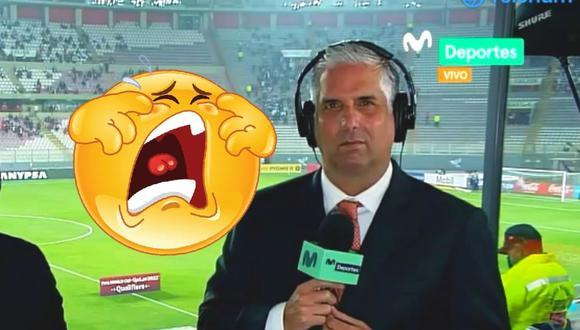 Diego Rebagliati se quebró el la cabina 'Daniel Peredo' (Captura)