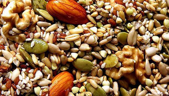 Los alimentos con magnesio ayudan a la calcificación de los huesos. (Internet)