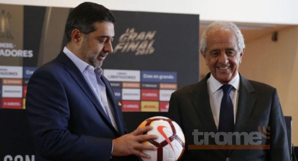 Copa Libertadores ya tiene fecha y Hora