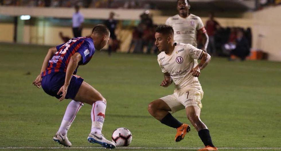 Universitario vs Alianza Universidad, por la Liga 1
