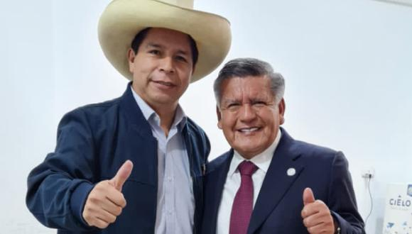 César Acuña dijo que APP votará a favor de dar la confianza al gabinete de Guido Bellido. Foto: Twitter @CesarAcunaP