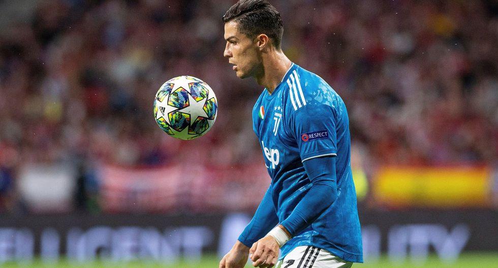 Juventus vs Atlético Madrid EN VIVO con Cristiano Ronaldo en debut de Champions League