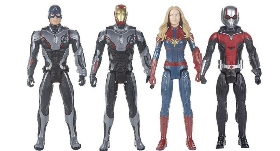 """Avengers: Endgame"": Juguetes oficiales de la película son la sensación entre  fans peruanos"