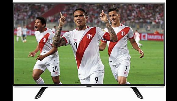 ¡Tú te puedes llevar un Smart Tv!